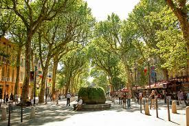 main street Aix