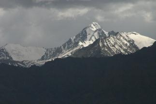 The Kashmir Himalaya